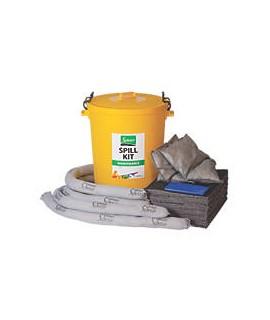 80ltr Oil Only Spill Kit Spill Kit - Static Bin