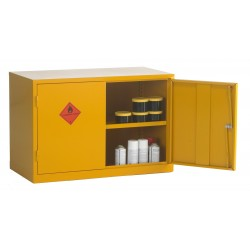 Flammable Liquids Cabinet 2 door 609mmH X  915mmW