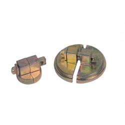 2 x Steel Drum Locks - Justrite - 08508